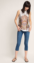 Esprit OUTLET high stretch capri jean