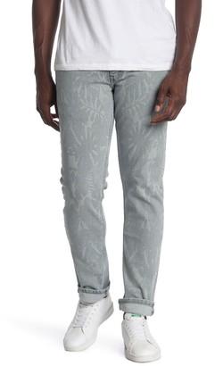 Levi's 511 Slim Patterned Jeans