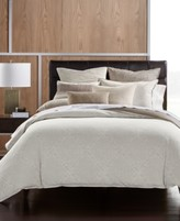 Hotel Collection Pebble Diamond Duvet Covers, Created for Macy's