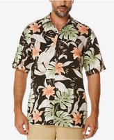 Cubavera Men's Tropical Short-Sleeve Shirt