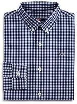 Vineyard Vines Boys' Gingham Button-Down Shirt - Sizes 2-7