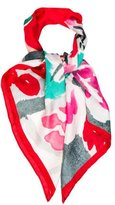 Kate Spade Woven Printed Scarf