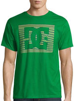 DC Co. Short-Sleeve Strokes Cotton Tee