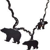 The Canada Collection 10-Count Bear String Lights