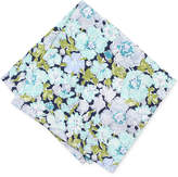 Bar III Men's Garden Springs Floral Pocket Square, Created for Macy's