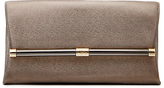 Diane von Furstenberg 440 Envelope Embossed Stingray Leather Clutch
