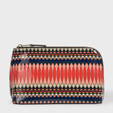 Paul Smith No.9 - Multi-Coloured Patent Leather Make-Up Bag