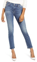 Citizens of Humanity Harlow High Waist Ankle Slim Cut Jeans