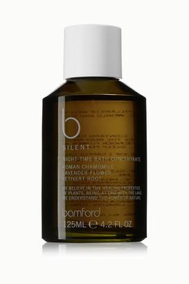 Bamford B Silent Bath Oil, 125ml - Colorless