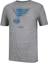 Reebok NHL St. Louis Blues Triblend Tee