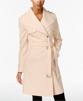 Calvin Klein Asymmetrical Trench Coat