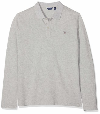 Gant Boys' D1. The Original Ls Pique Polo Shirt