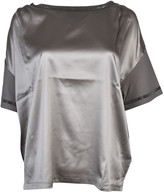 Fabiana Filippi Beaded Satin T-shirt