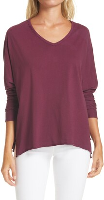Frank And Eileen V-Neck Top