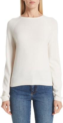 Co Silk Blend Raglan Sweater