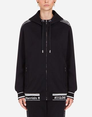 Dolce & Gabbana Jersey Sweatshirt