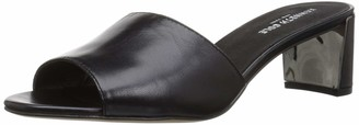Kenneth Cole New York Women's Nash Low Heel Open Toe Slide Sandal