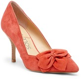 Sole Society Aveline Floral Motif Pump