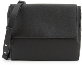 French Connection Mini Nina Faux Leather Crossbody Bag