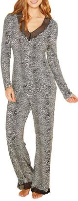 Cosabella Sabrina Leopard-Print Lounge Pants