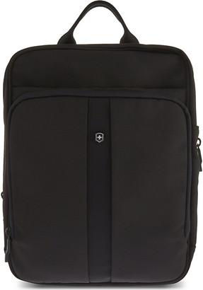Victorinox Black Flex Pack Three-Way-Carry Daybag