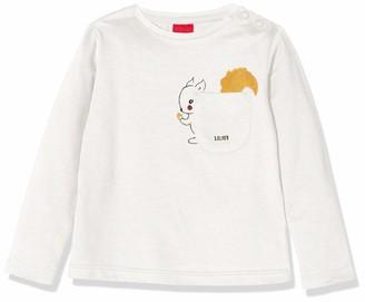 S'Oliver Baby Girls' 65.909.31.8970 T-Shirt