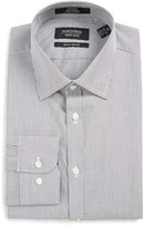 Nordstrom Men's Extra Trim Fit Non-Iron Stripe Dress Shirt