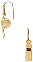 Marc by Marc Jacobs Whistle Drop Earrings