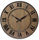 Infinity Instruments The Wine Barrel Clock