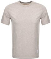 Converse Essential Steel T Shirt Beige