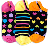 LittleMissMatched Yellow Zany Socks Set