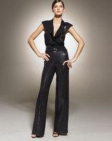St. John Collection Sequin Pants