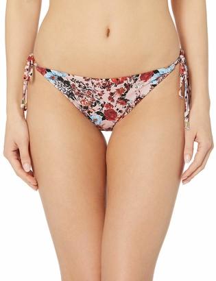Ella Moss Women's Tie Side Swimsuit Bikini Bottom