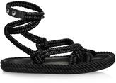 Isabel Marant Lou wraparound rope sandals