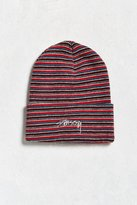 Stussy Stock Striped Cuff Beanie