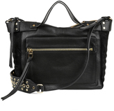 Kooba Liv Satchel In Black
