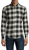 Naked & Famous Denim Button-Down Collar Regular Sportshirt