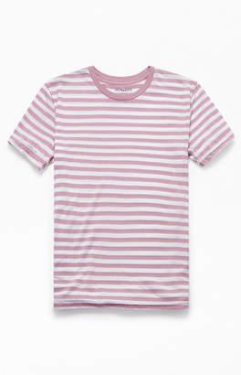 Proenza Schouler Basics Basics Racer Striped Regular T-Shirt