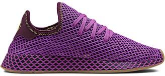 adidas Purple Deerupt Dragon Ball Z Gohan Edition Sneakers