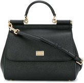 Dolce & Gabbana Sicily tote - women - Leather - One Size