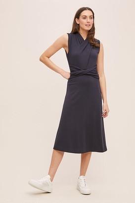 Maeve Janou Midi Dress