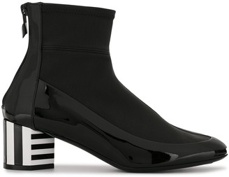 Pierre Hardy Illusion ankle boots