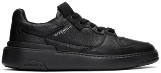 Givenchy Black Wing Sneakers