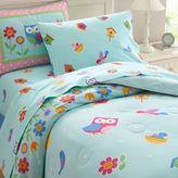 Olive Kids Birdie Bedding in Blue