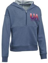 Under Armour Girls' UA French Terry Hoodie