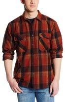 Brixton Men's Bowery Long Sleeve Flannel Shirt