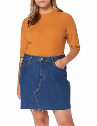 Levi's Plus Size Women's Pl Deconstructed Skirt