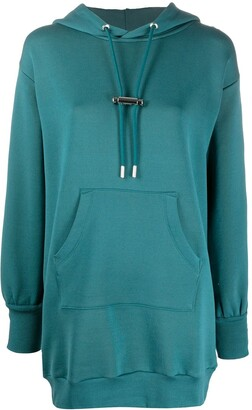 Diesel D-Berrel zipped hoodie dress