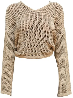 Cult Gaia Catherine Knit Cover-Up