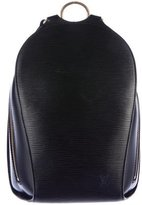 Louis Vuitton Epi Mabillion Backpack